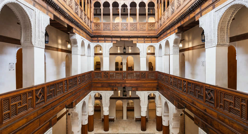 Fez bezoeken, Nejjarine Museum | Mooistestedentrips.nl
