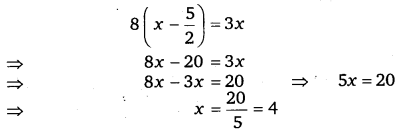 NCERT Solutions for Class 8 Maths Chapter 2 Linear Equations In One Variable 43