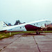 G-ALWC Douglas C-47A Dakota of Clyde Surveys