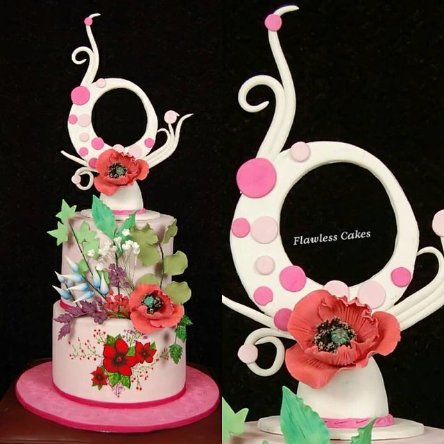 Cake by Flawless Cakes