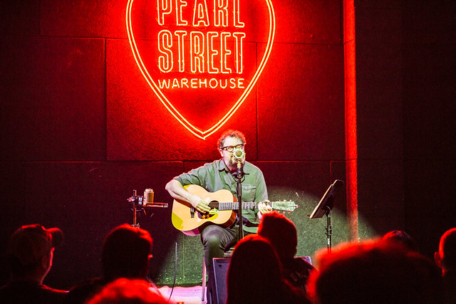 Patterson Hood @ Pearl Street Warehouse, Washington DC, 12/06/2018