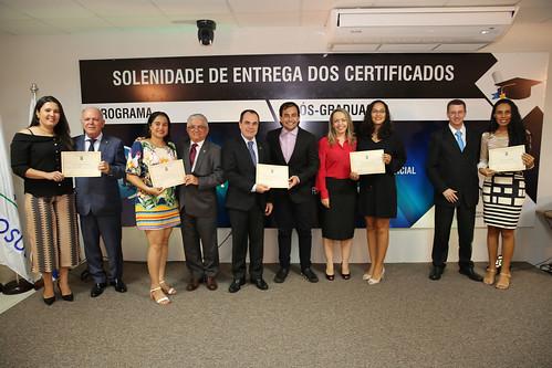 Solenidade de Entrega dos Certificados das Pós-Graduações (11)