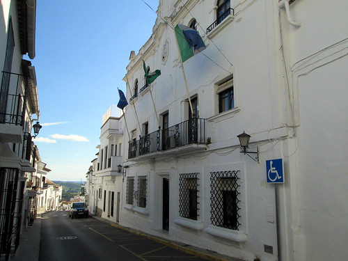 <Calle Sol> Jimena de la Frontera (Cádiz)