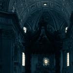 Altar - St Peter's Basilica - Vatican City - Rome - https://www.flickr.com/people/41524845@N07/