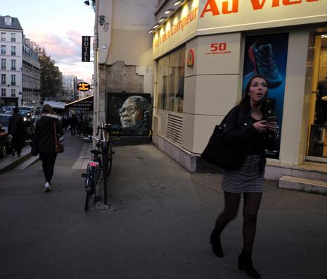 18j06 Rue des Écoles Odeón Anochecer_0068 variante Uti 465