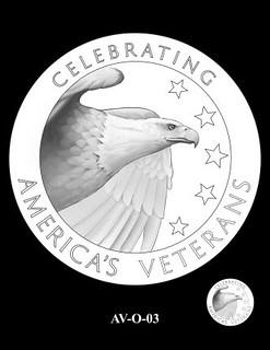 American Veterans Obverse 03