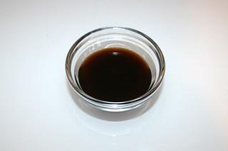 07 - Zutat Austernsauce / Ingredient oyster sauce