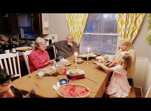 Carol, Mitch, Vicki & Josie