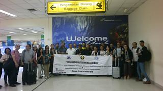 Delegation of Politeknik Negeri Bali