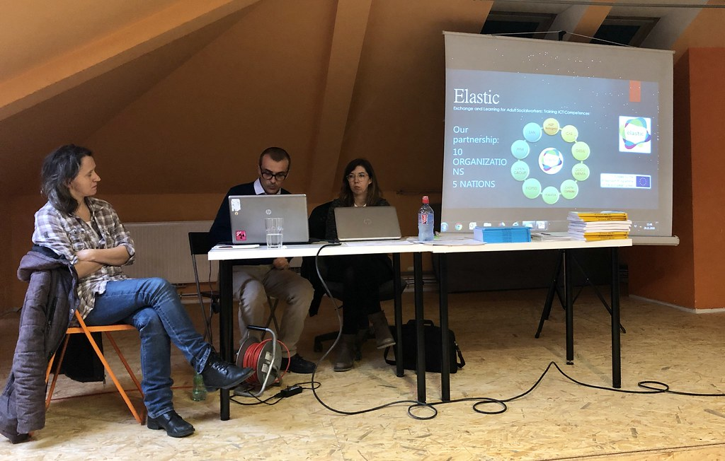 #ElasticProject (Prague)