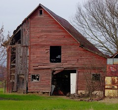 Barn near Culpeper, VA