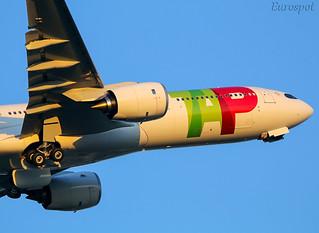 F-WWKO Airbus A330 Neo Air Portugal