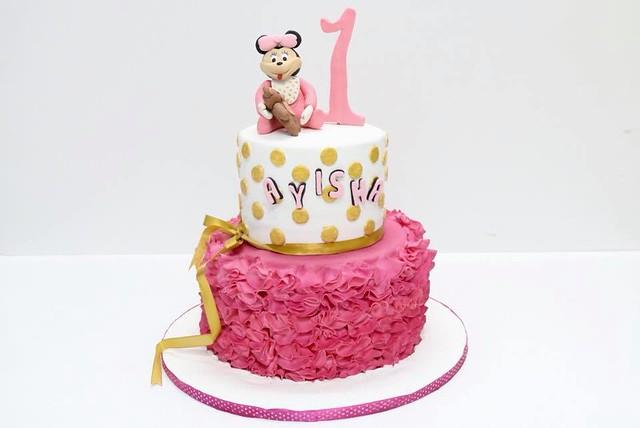 Cake by Crazy Delightz