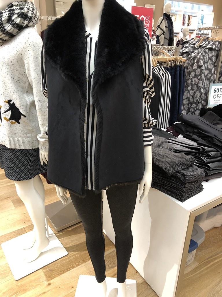 LOFT Faur Fur Vest
