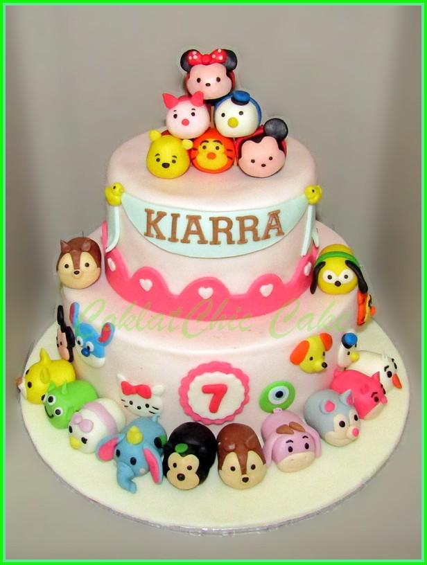 Cake Tsum Tsum KIARRA 18 / 15 cm