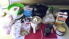 Ingredientes para un risotto