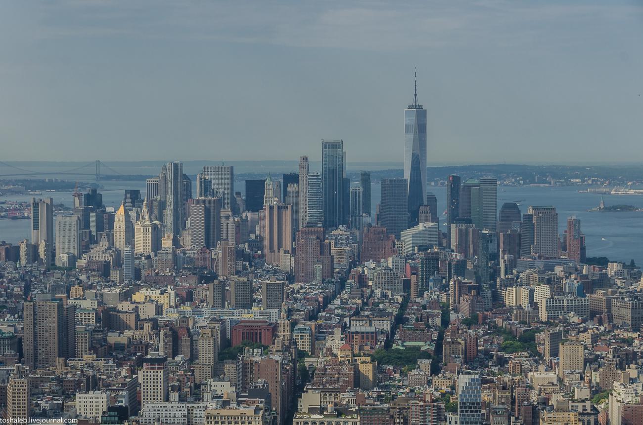 Нью-Йорк_Empire State Building-21