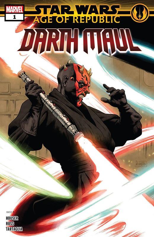 Star Wars Age Of The Republic – Darth Maul #1