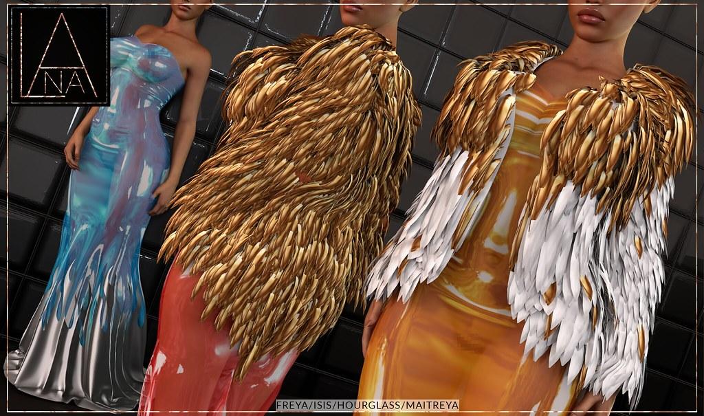 #LANA // The Epifania Gown
