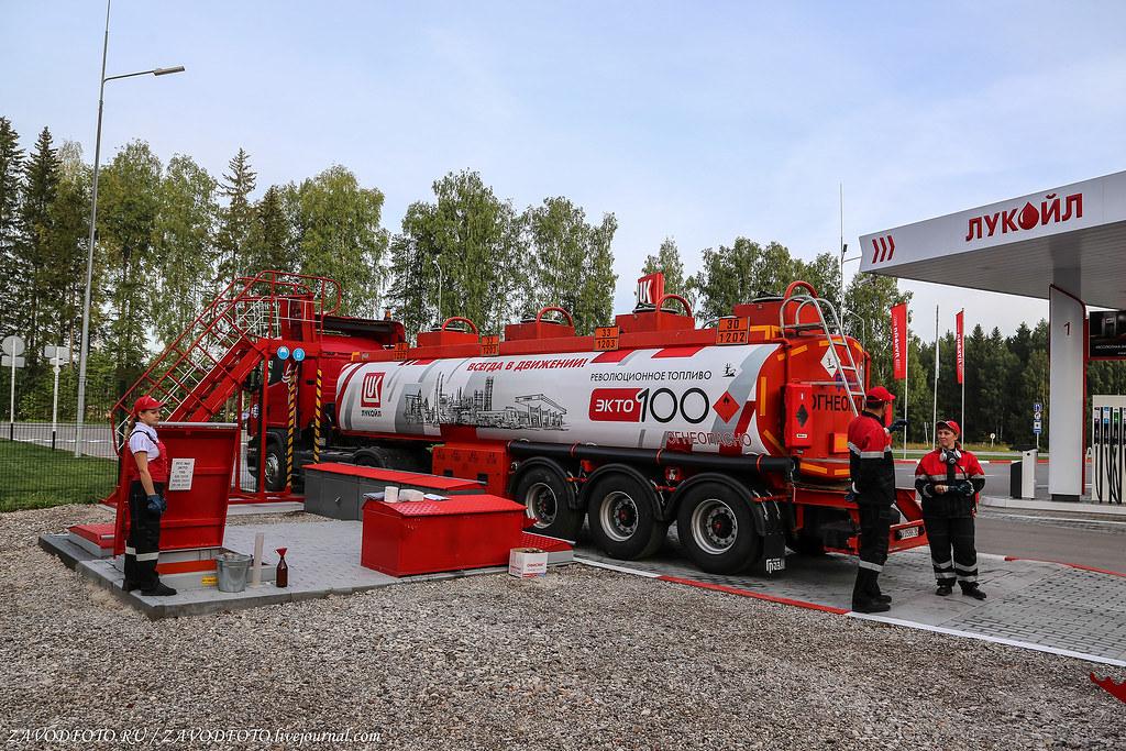 20 интересных фактов о бензине нефтегазовая