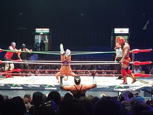 Consejo Mundial de Lucha Libre en la Arena México