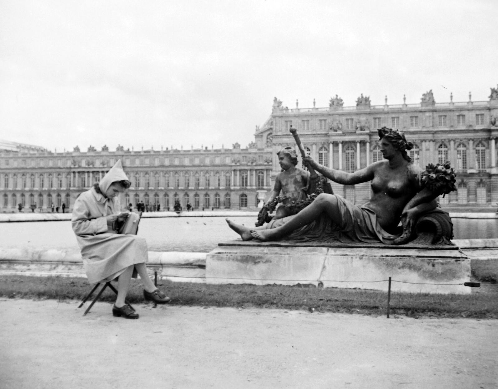 1939. Версаль..
