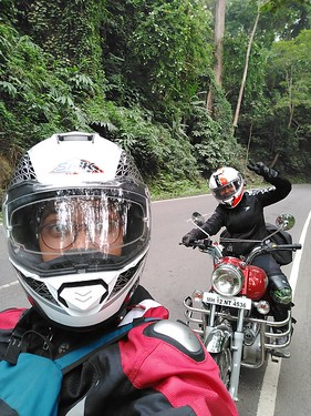 Route to Kaziranga