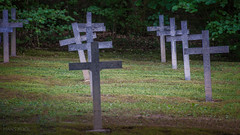 1131 German graves... 1914 - 1918 : 100 Years a tribute
