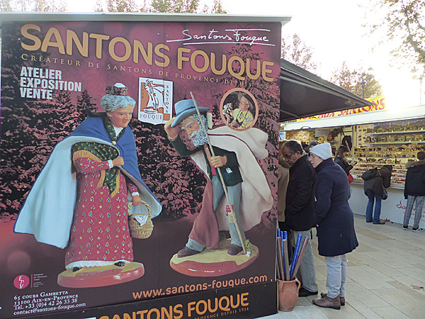 santons fouque