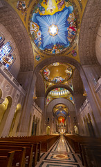 Basilica of the National Shrine of the Immaculate Conception - HDR