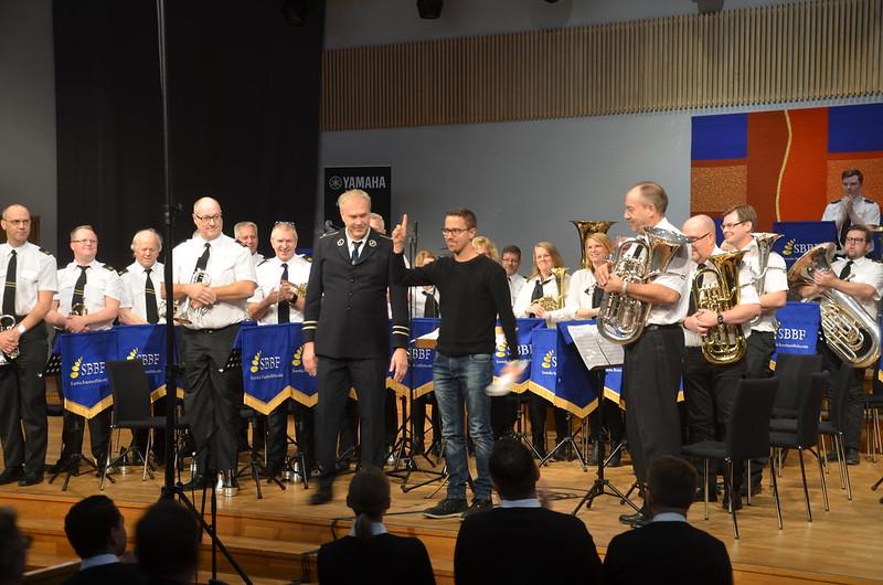Östgöta Brass och Anders Beijer