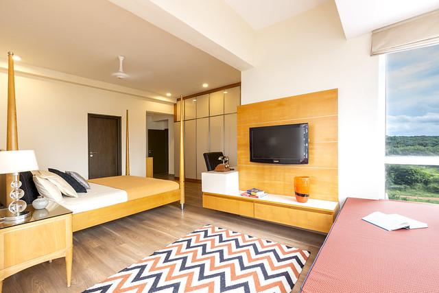 Latest contemporary bedroom interior design ideas