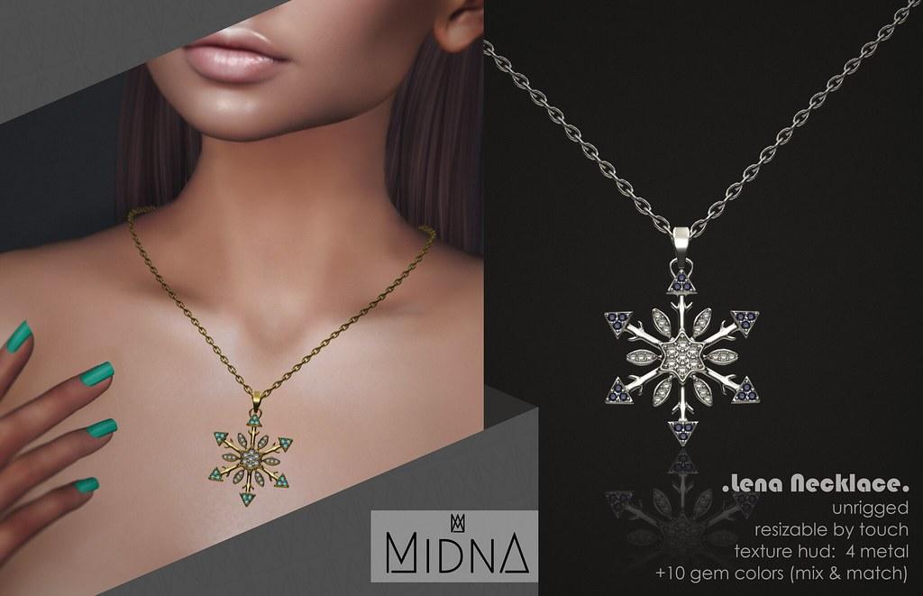 Midna – Lena Necklace