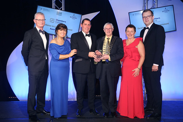 ELGAwards2018_Clare_County_Council_Outstanding Initiative through Municipal Districts-Winners