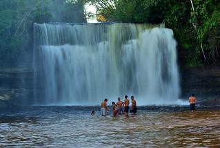 Cachoeiras do Itapecurú - Carolina Maranhão
