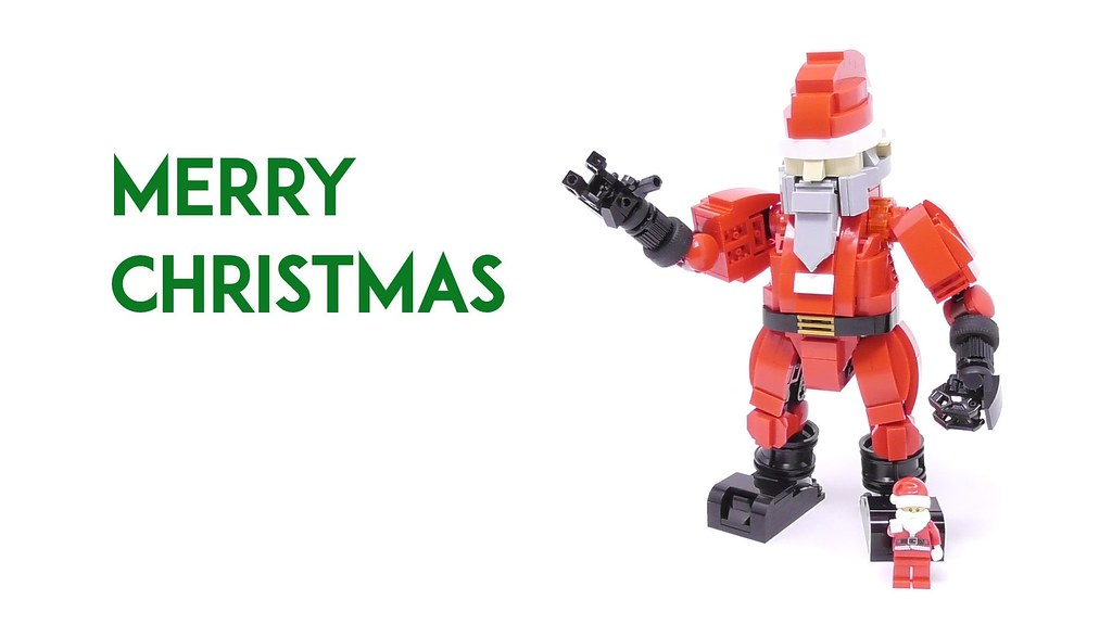 Santa Claus Mech