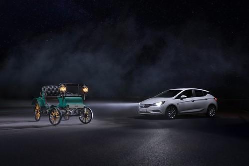 Opel-Lichttechnik