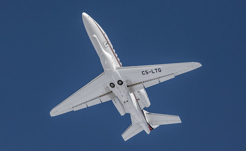 SMV/LSZH: NetJets Europe Cessna 680A Citation Latitude CS-LTG