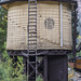 Water Tower on Durango and Silverton Railroad JN113377