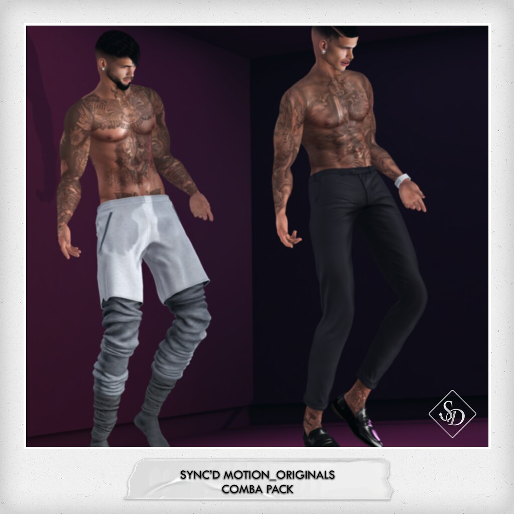 Sync'D Motion__Originals - Comba Pack