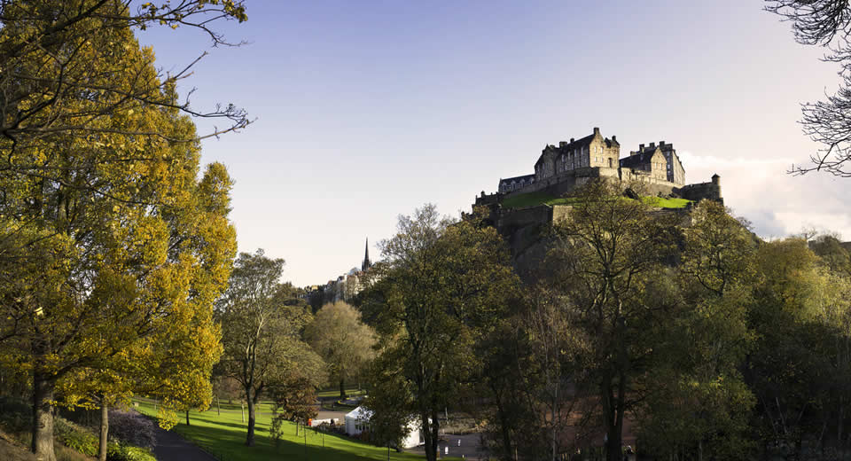 Bezienswaardigheden Edinburgh, Edinburgh Castle (Foto: Andrew Picket) | Mooistestedentrips.nl