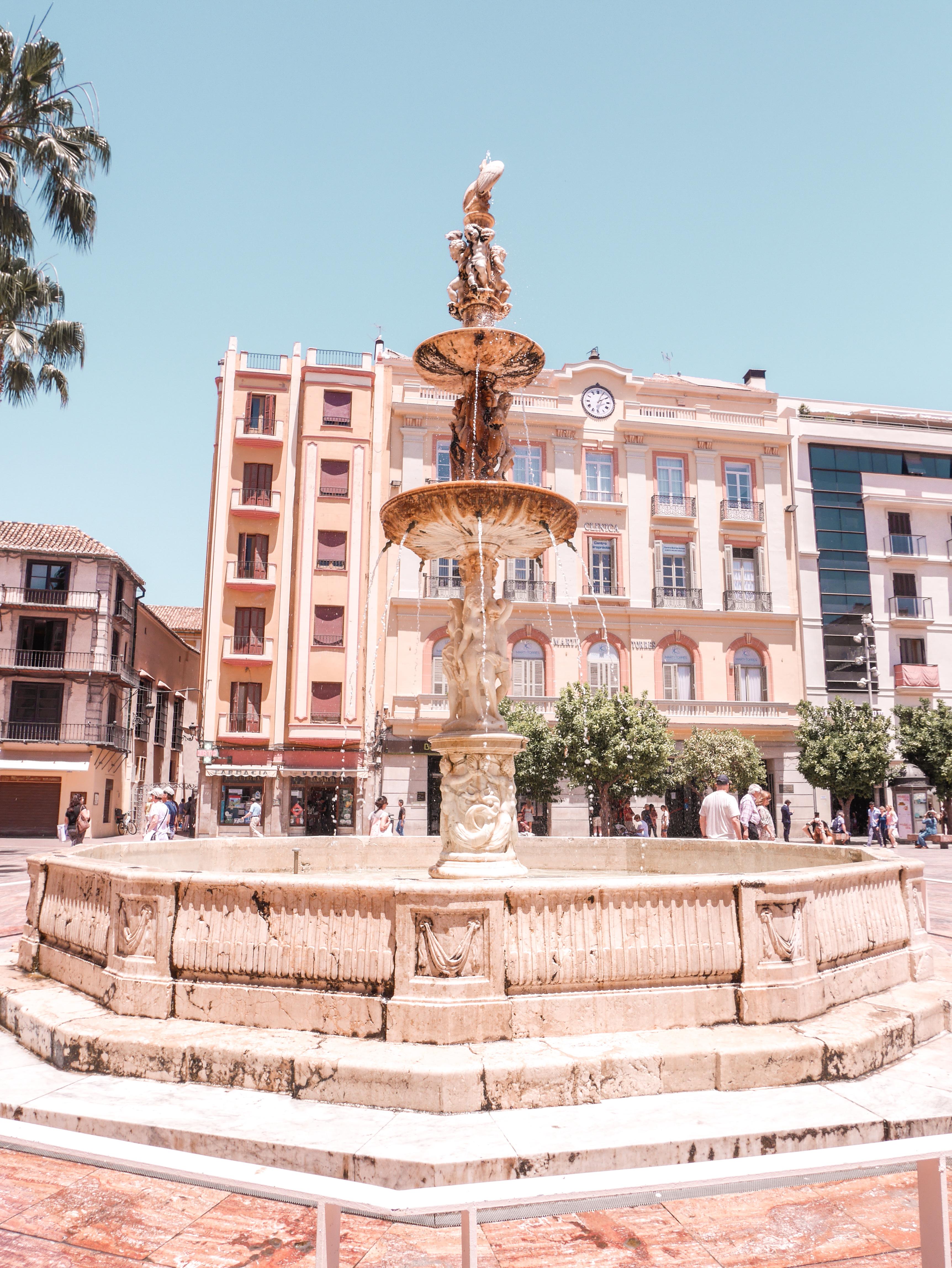 Plaza de la Constitution kokemuksia