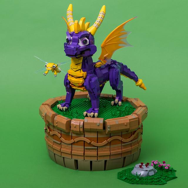 LEGO Spyro