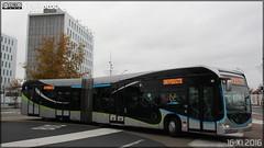 Mercedes-Benz Citaro G - STRAN (Société des Transports en commun de l'Agglomération Nazairienne) n°303