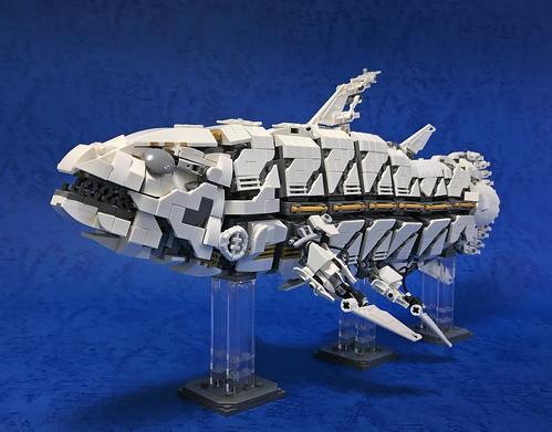 LEGO Mecha Coelacanth-07