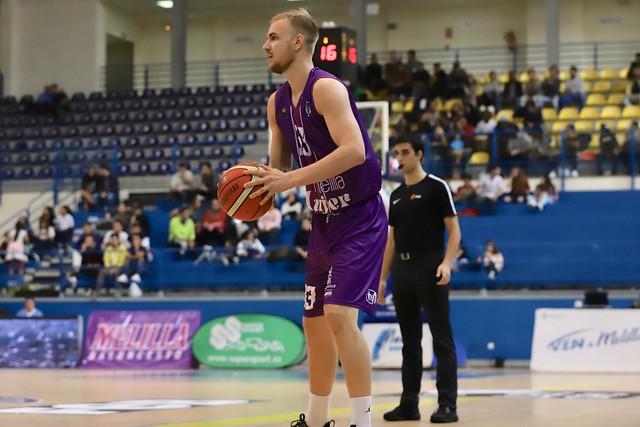 JORNADA 8 | Club Melilla Baloncesto - Levitec Huesca