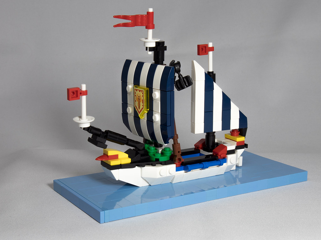 LEGO® MOC by Vitreolum: 6280 Armada Flagship Micro
