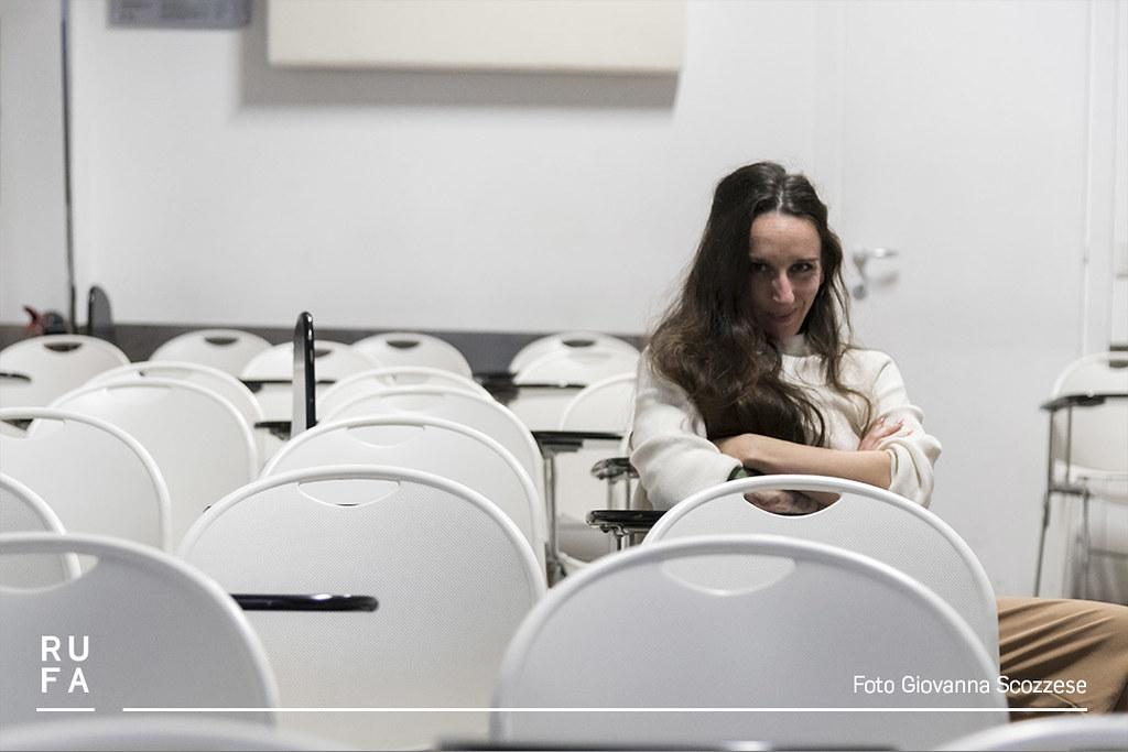 Talk con Lucrezia Testa Iannilli