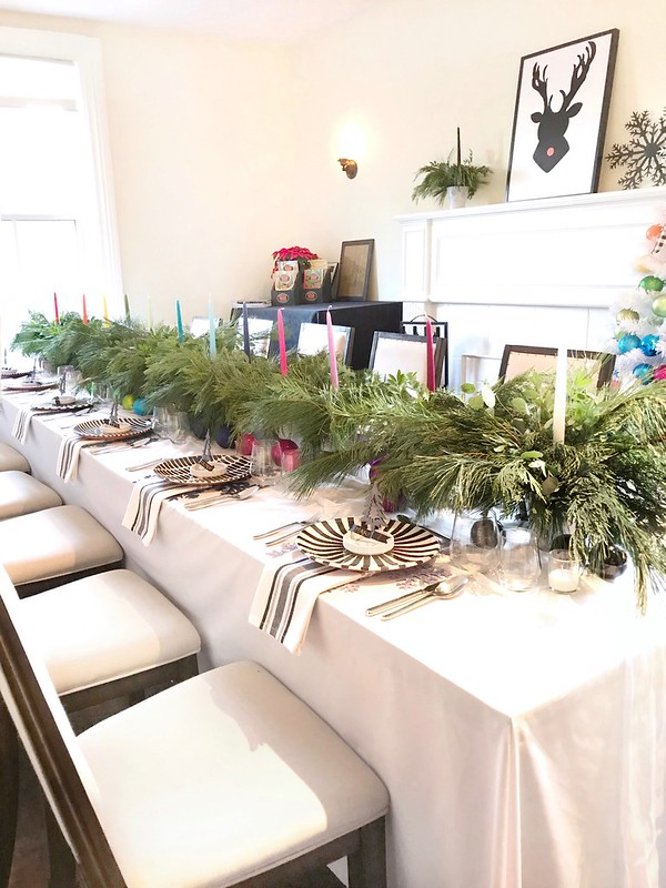Tablescape Workshop a Modern Take on Tradition