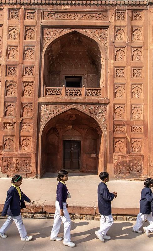 Naubat Khana Detail - Red Fort, Delhi